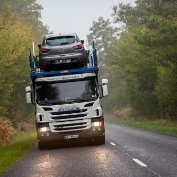 SATAS - transporteur indépendant spécialisé dans le transport automobile